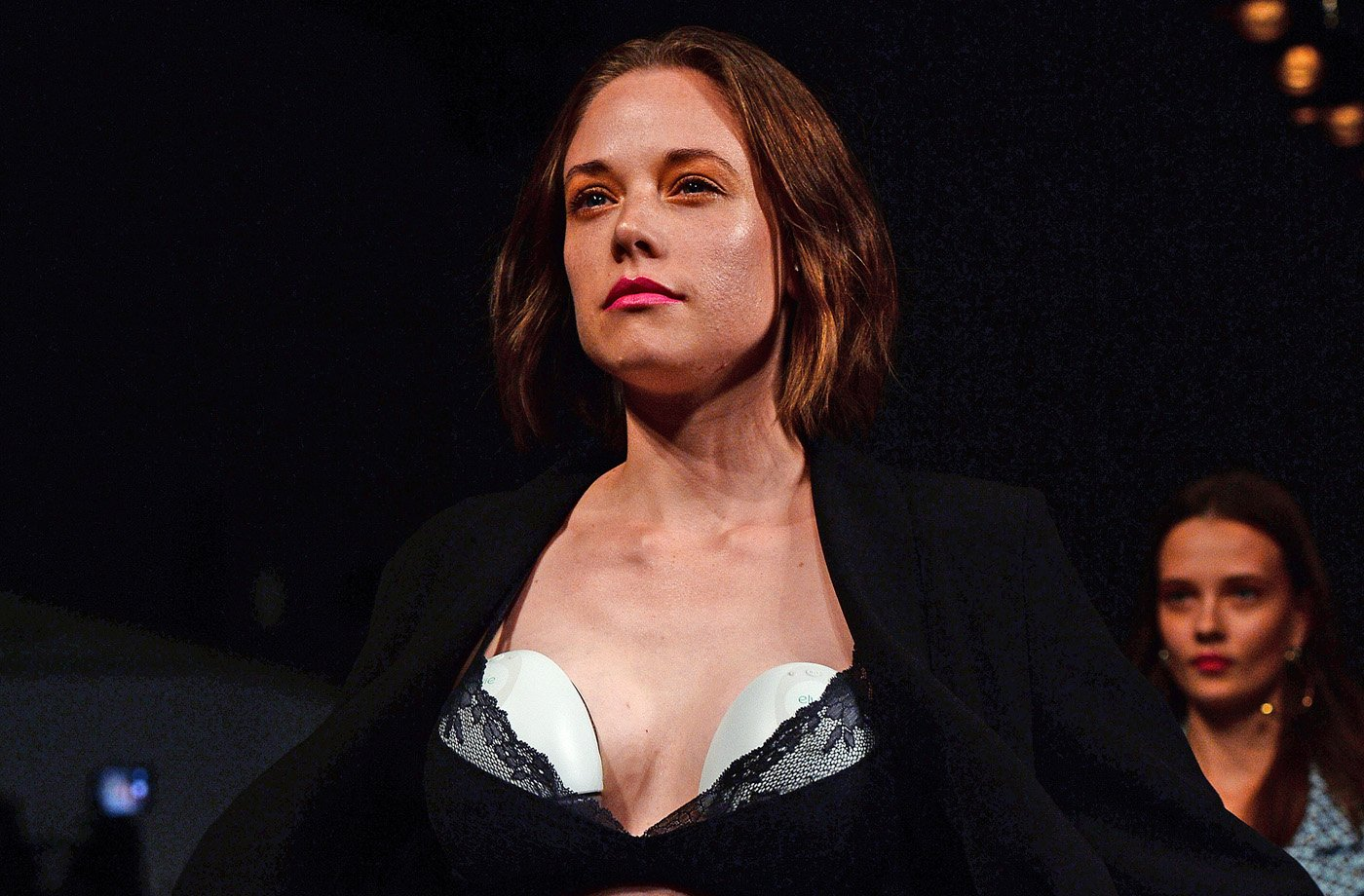 Marta Jakubowski na London Fashion Week
