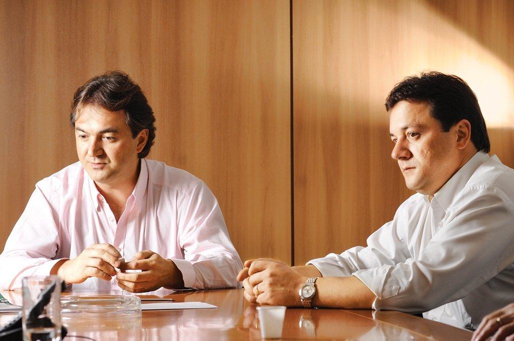 Joesley Batista e Wesley Batista