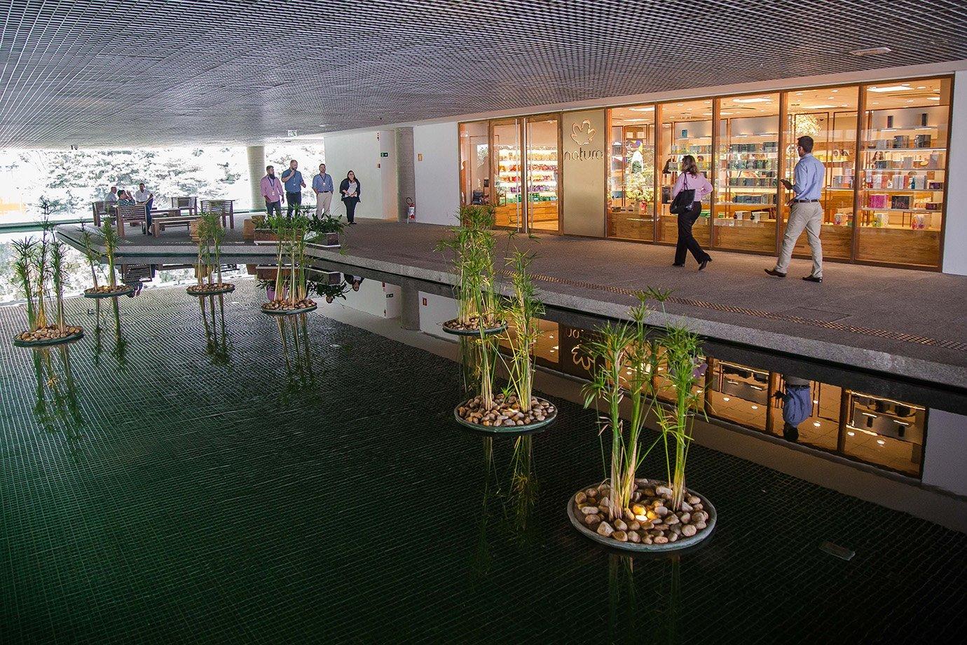 Sede da Natura, em São Paulo
