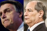 Eleições 2018 - Ciro Gomes, Bolsonaro
