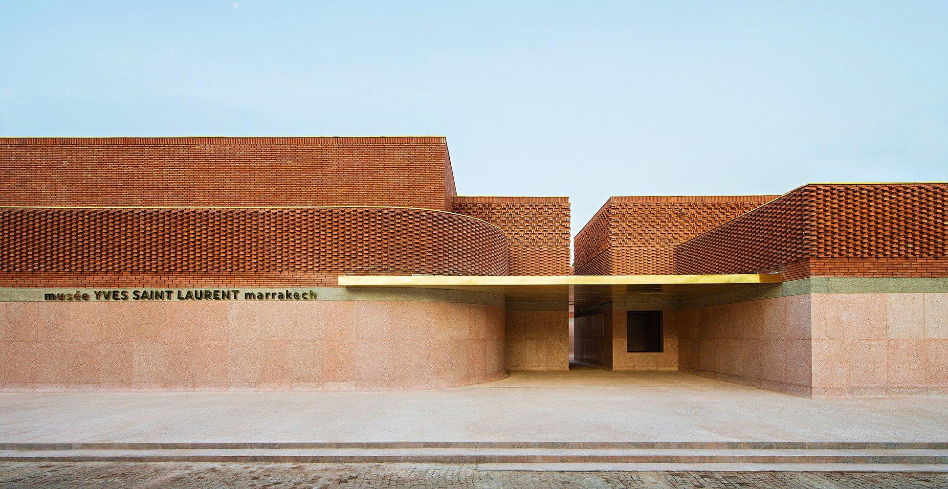 Museé Yves Saint Laurent Marrakech