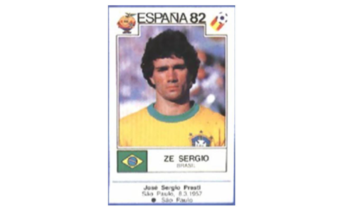 Figurinhas Copa do Mundo 1982