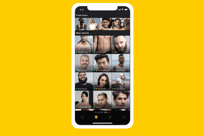 Is faces fresh what grindr Stay safe
