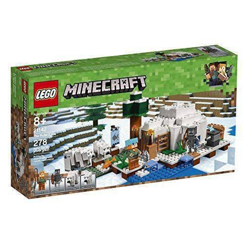 Lego Minecraft, vendido por R$ 206,99 no site Shoptime