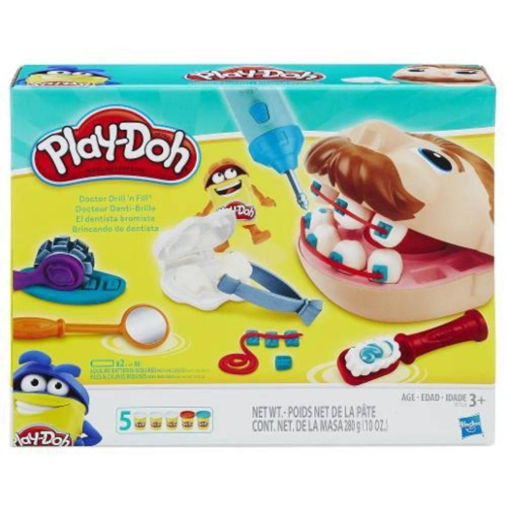 Play-Doh Dentista, vendida por R$ 119,99 nas Lojas Americanas