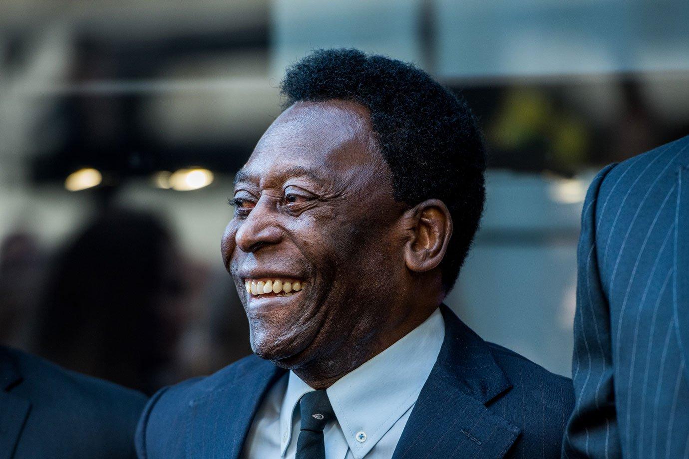 Jogador de futebol, Pelé completa 78 anos