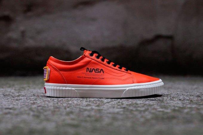 Vans lança coleção de calçados inspirados na NASA