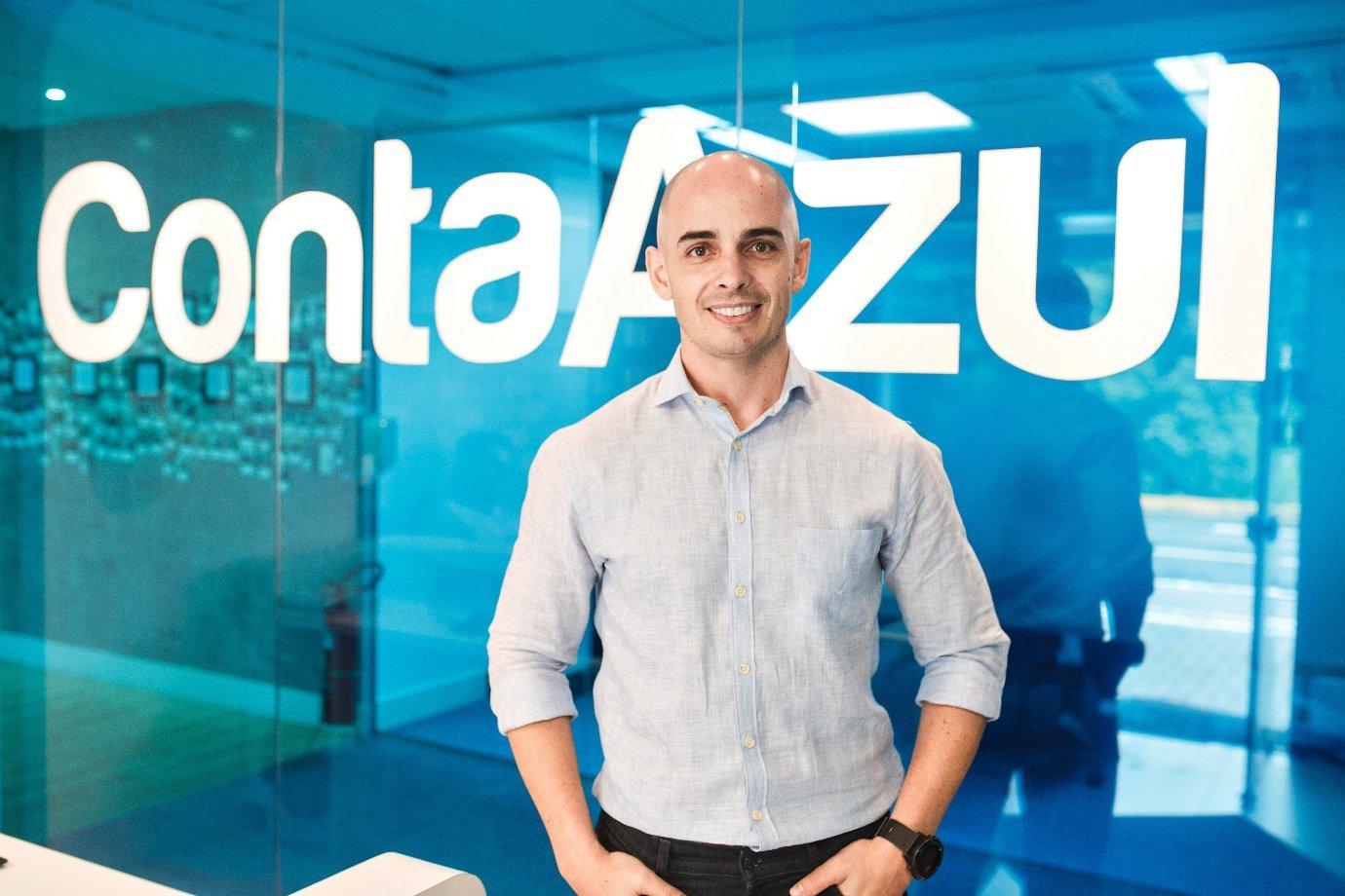 Vinícius Roveda, CEO da Conta Azul