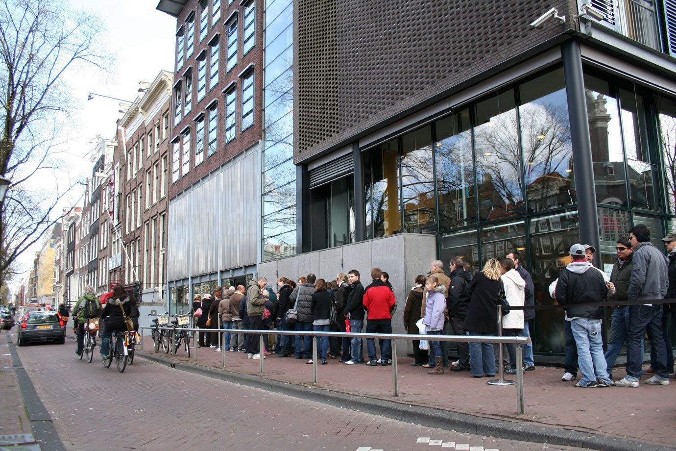 Museu Anne Frank Em Amsterda E Adaptado A Nova Geracao Exame