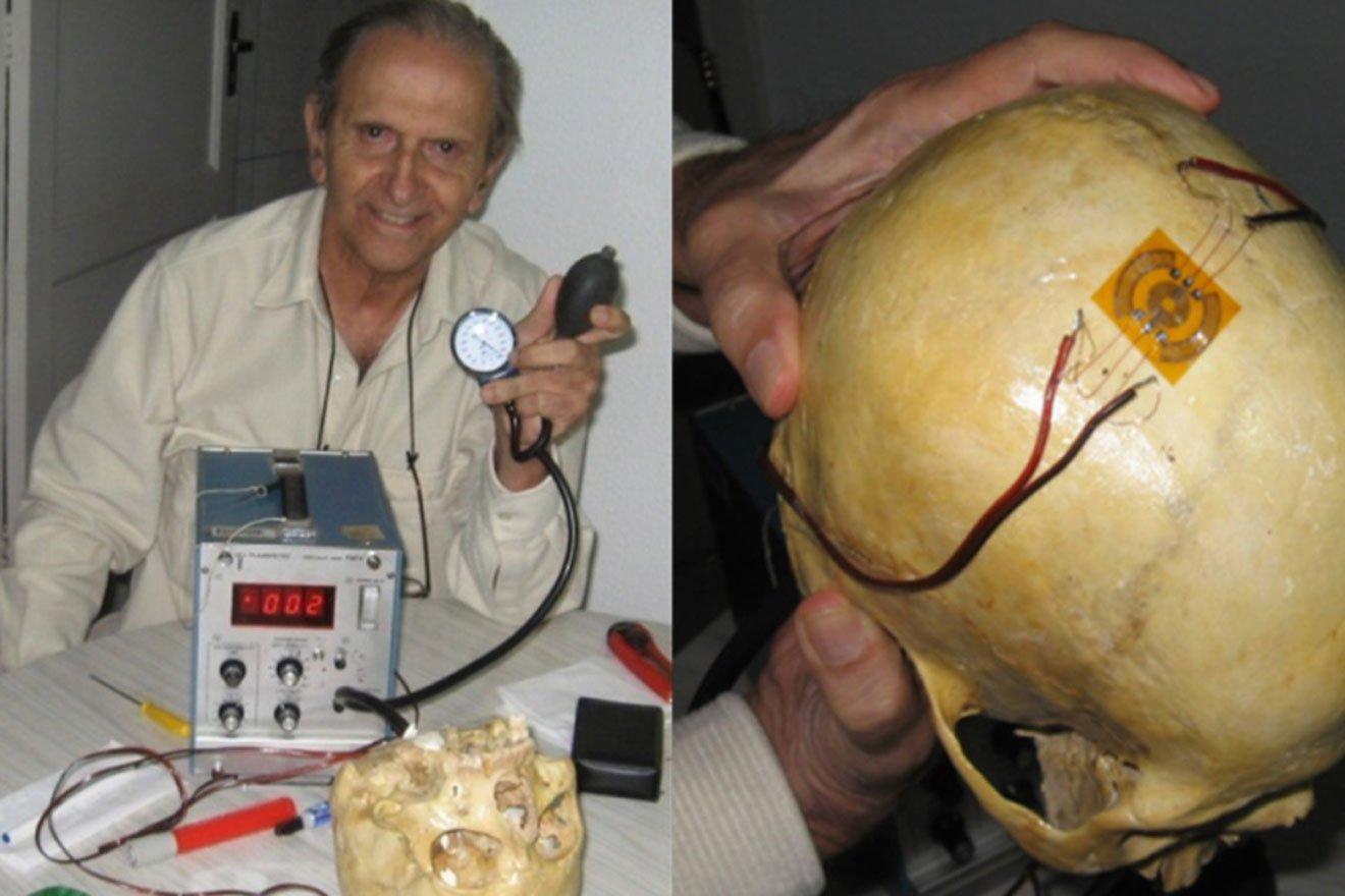 Sérgio Mascarenhas desenvolvendo testes para o Braincare