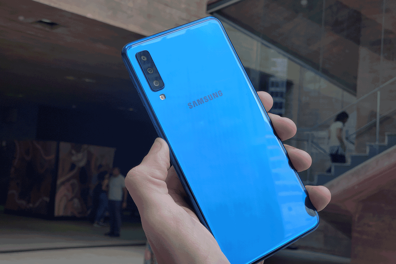 Galaxy A7 Review