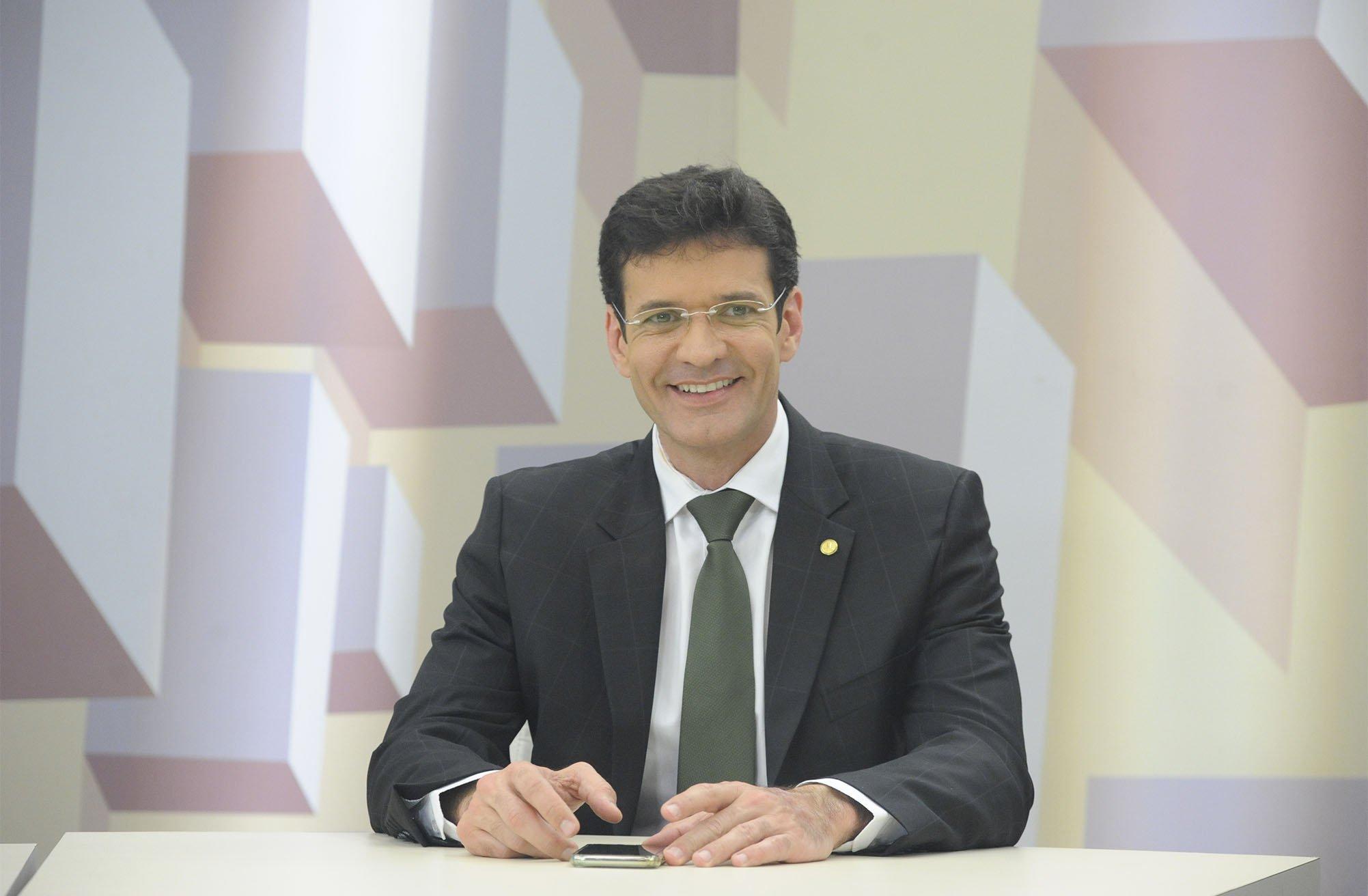Marcelo Alvaro Antônio é o novo ministro do Turismo do governo Bolsonaro