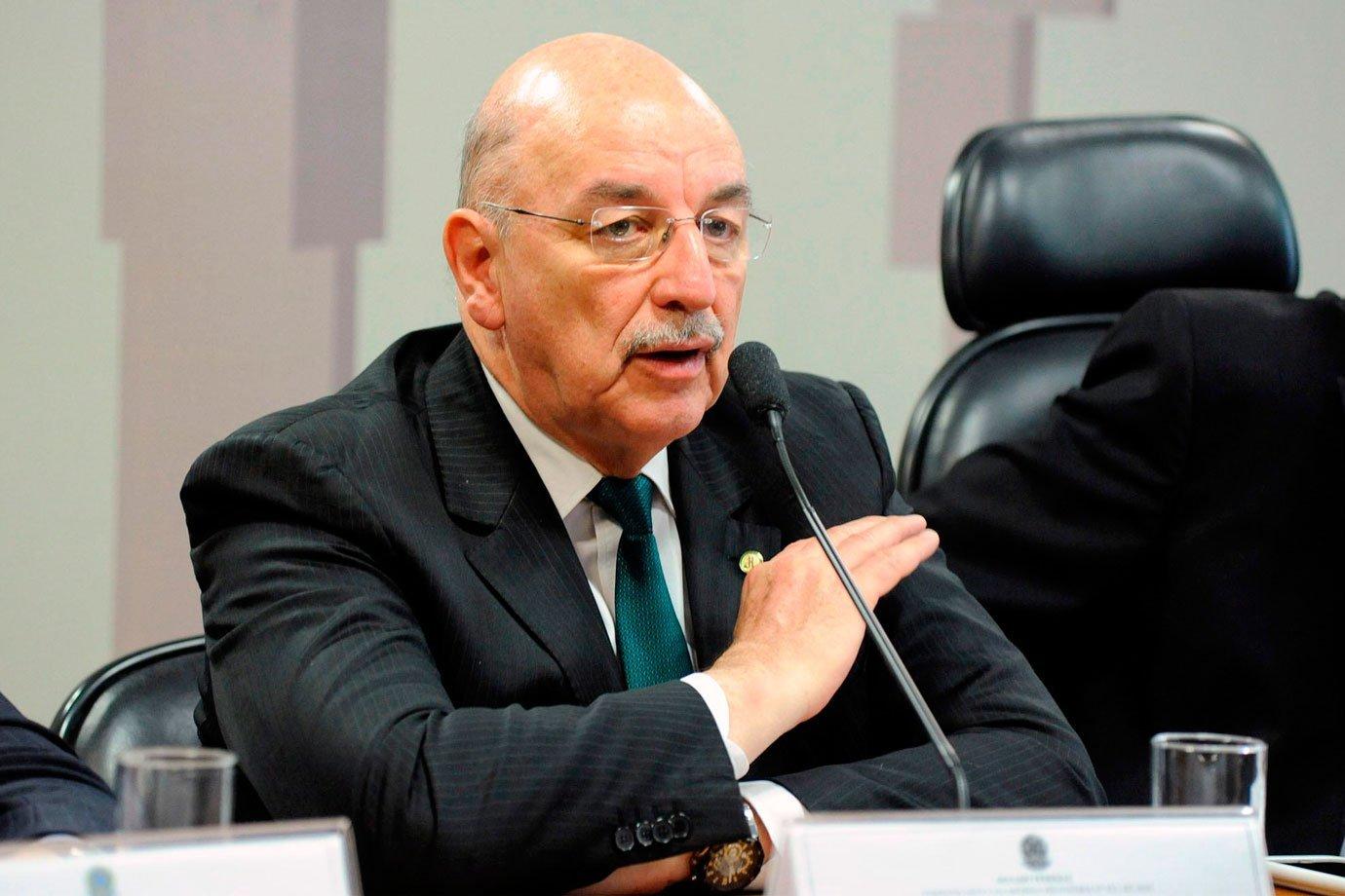 Osmar Terra é anunciado como futuro ministro da Cidadania de Bolsonaro