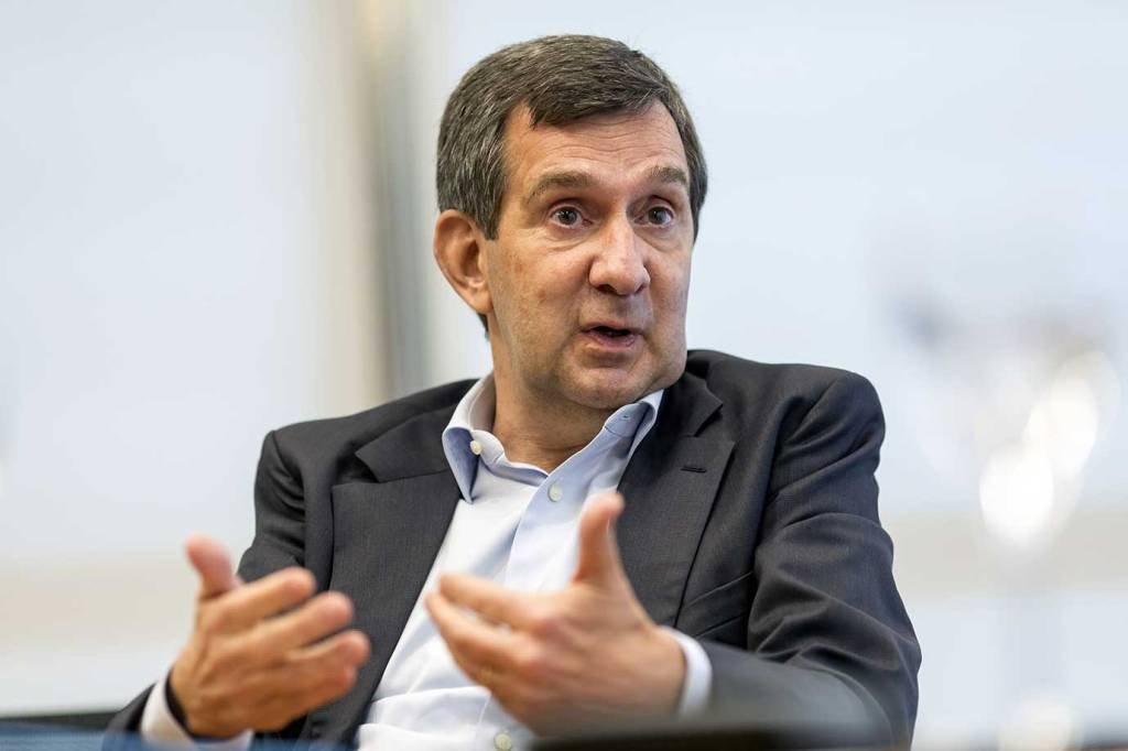 Alfredo Setubal, presidente da Itaúsa, holding de investimentos do Itaú Unibanco, em abril de 2018