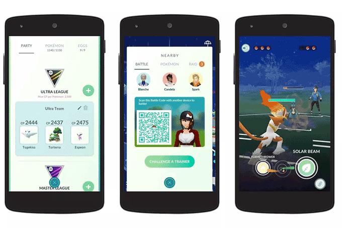 Pokémon-Go-Batalha