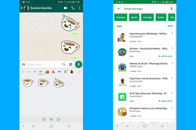 Stickers-WhatsApp