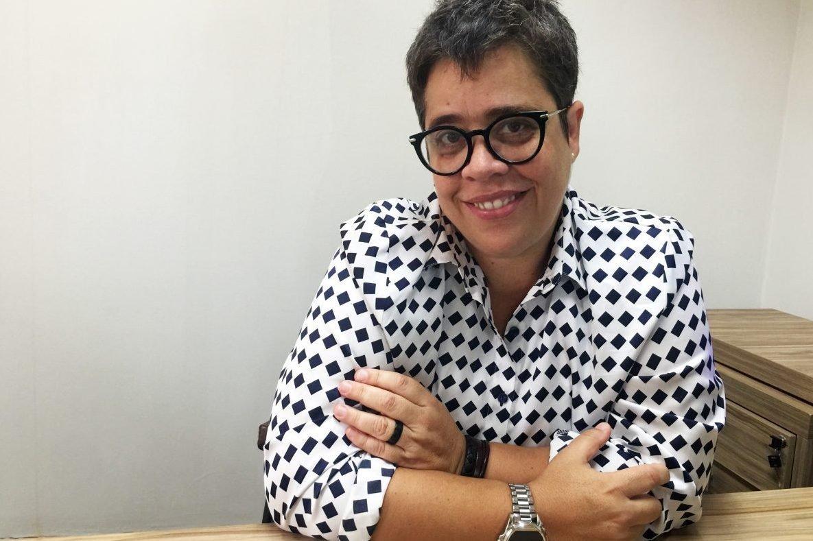 Consultora Jaqueline Rocha