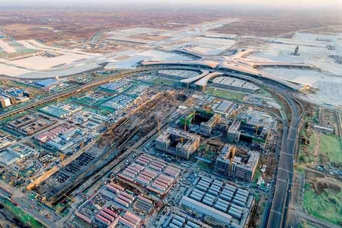 Beijing Daxing Internacional Airport