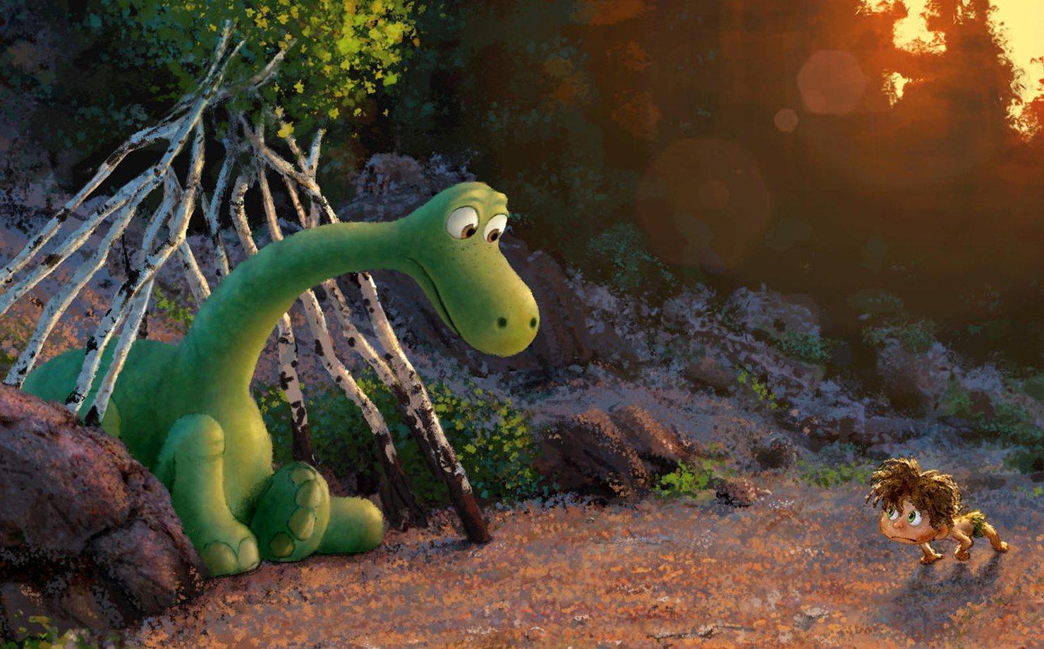 Disney : O bom dinossauro
