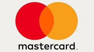Logo antigo da Mastercard