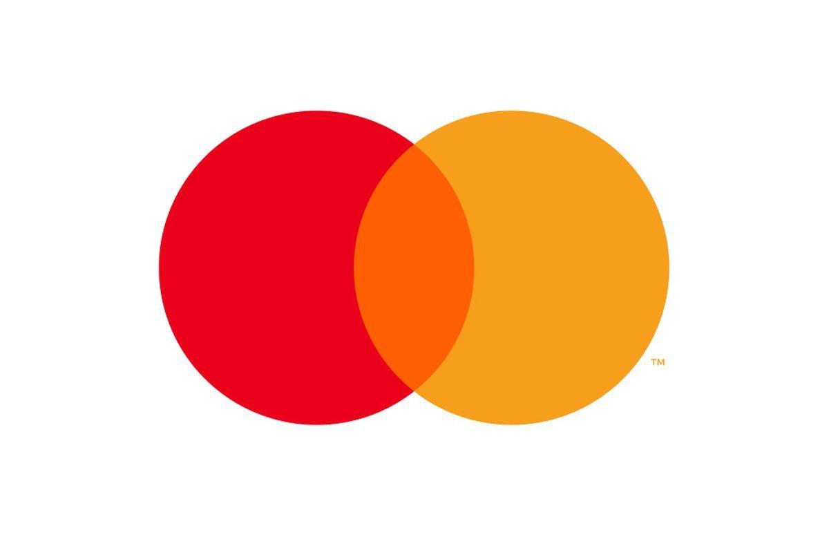 Novo logo da Mastercard: agora, sem o nome da empresa