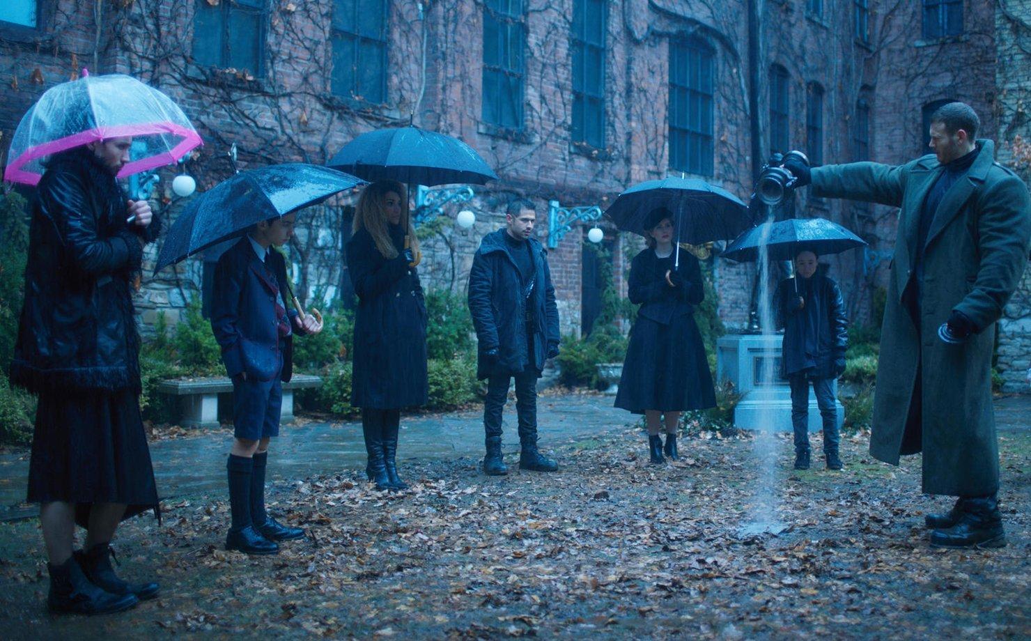The Umbrella Academy, nova série da Netflix sobre uma família de heróis