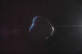 Lua de Netuno Hipocampo
