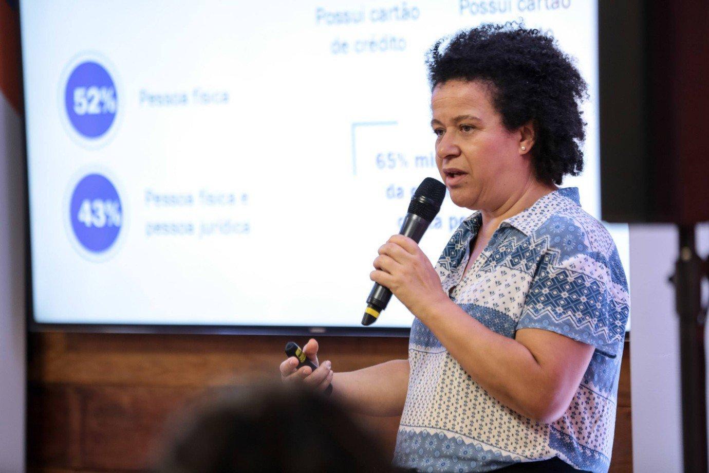 Ana Fontes, da Rede Mulher Empreendedora
