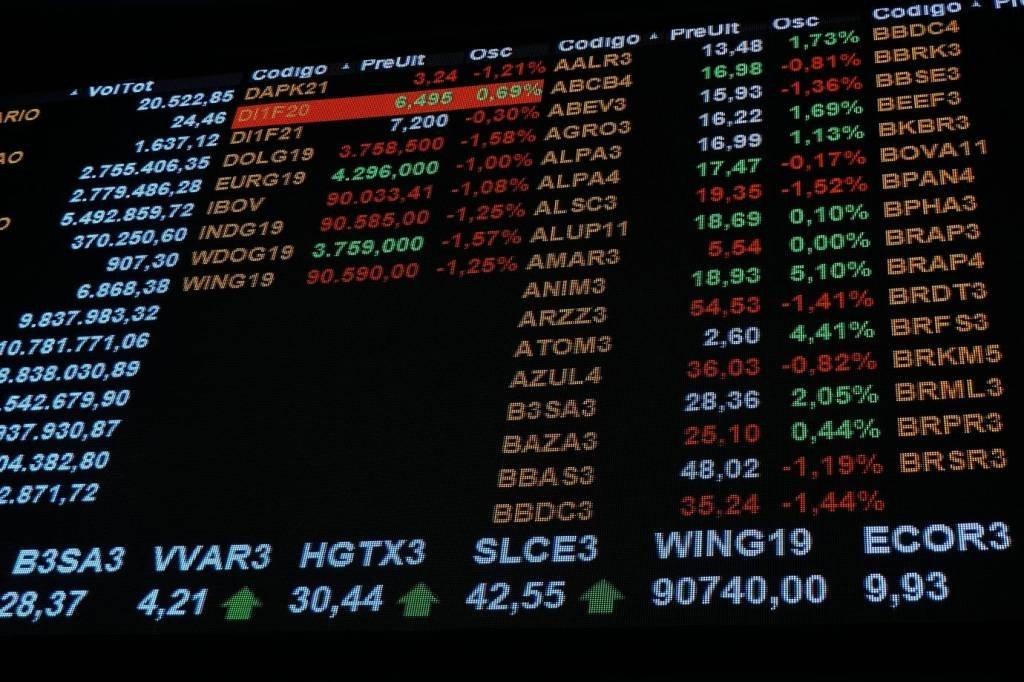 Bolsas de valores ibovespa