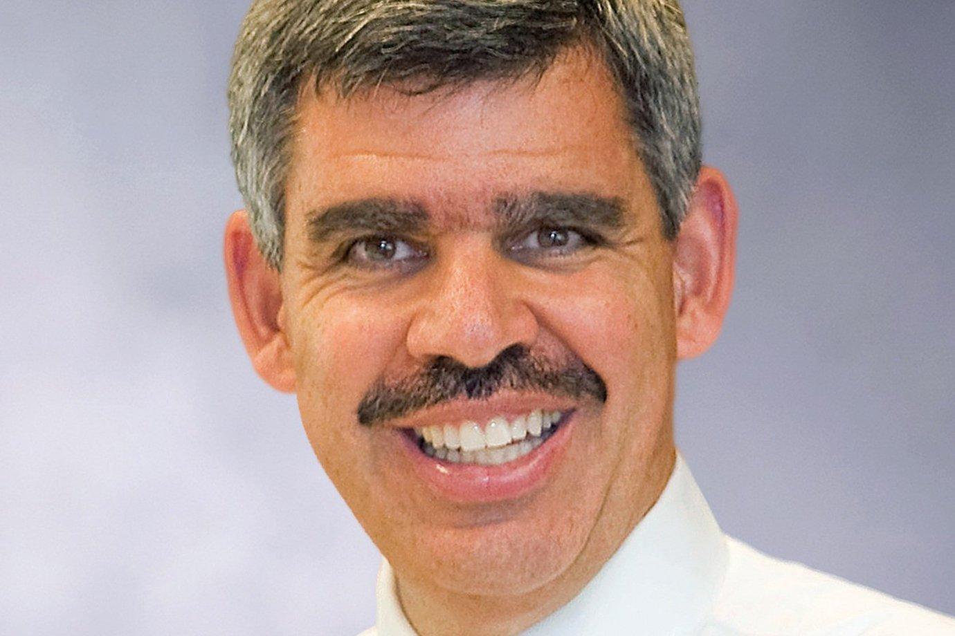 O economista-chefe da Allianz, Mohamed El-Erian