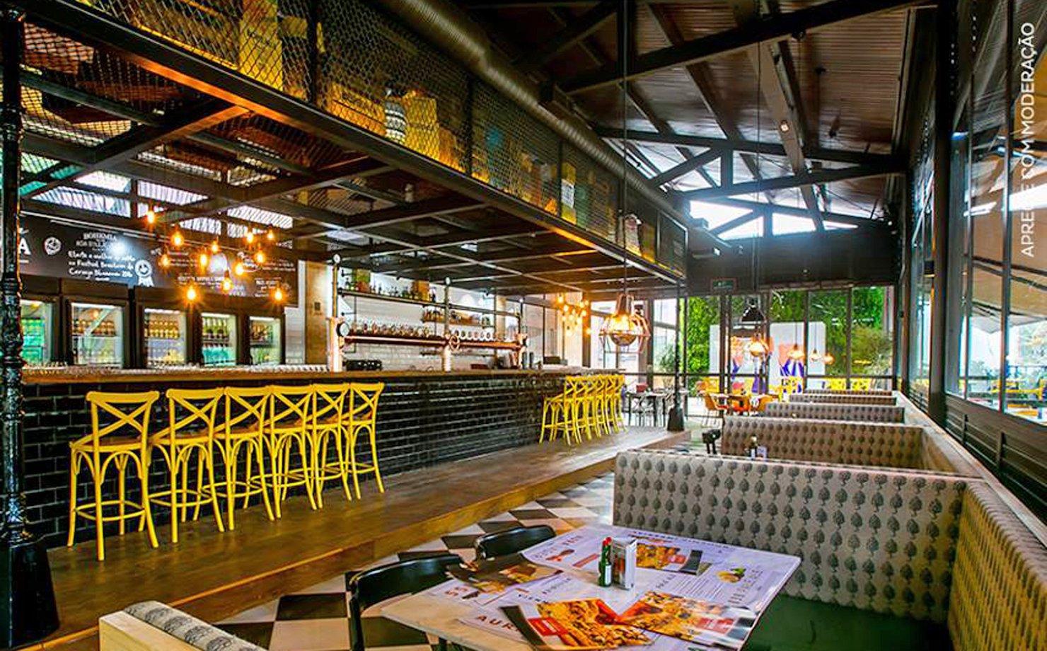 Restaurante da Bohemia em Petrópolis