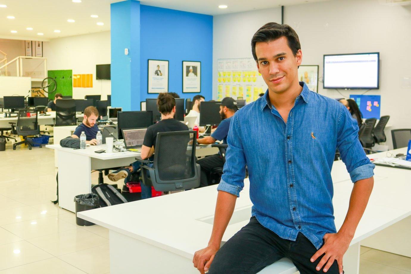 Eduardo L'Hotellier, CEO do Get Ninjas