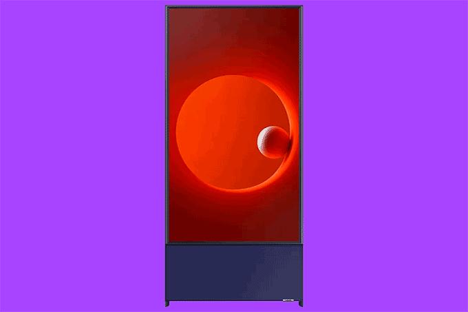 Samsung-Sero-TV-Vertical