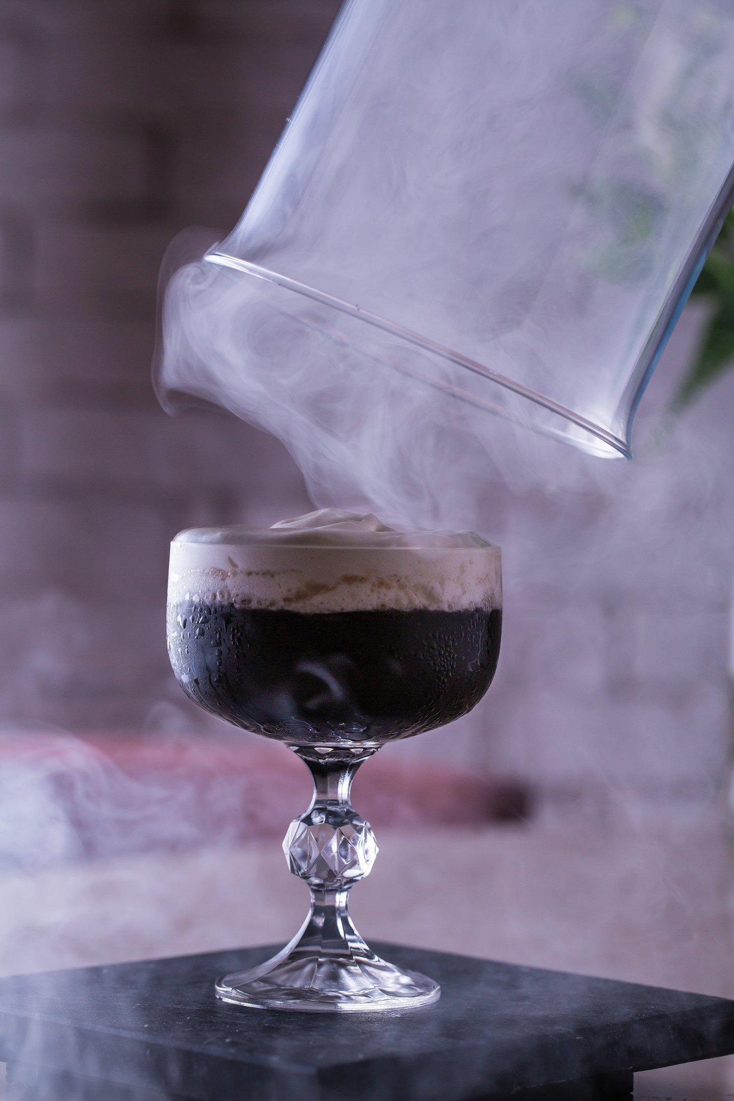 Drink do restaurante Côl