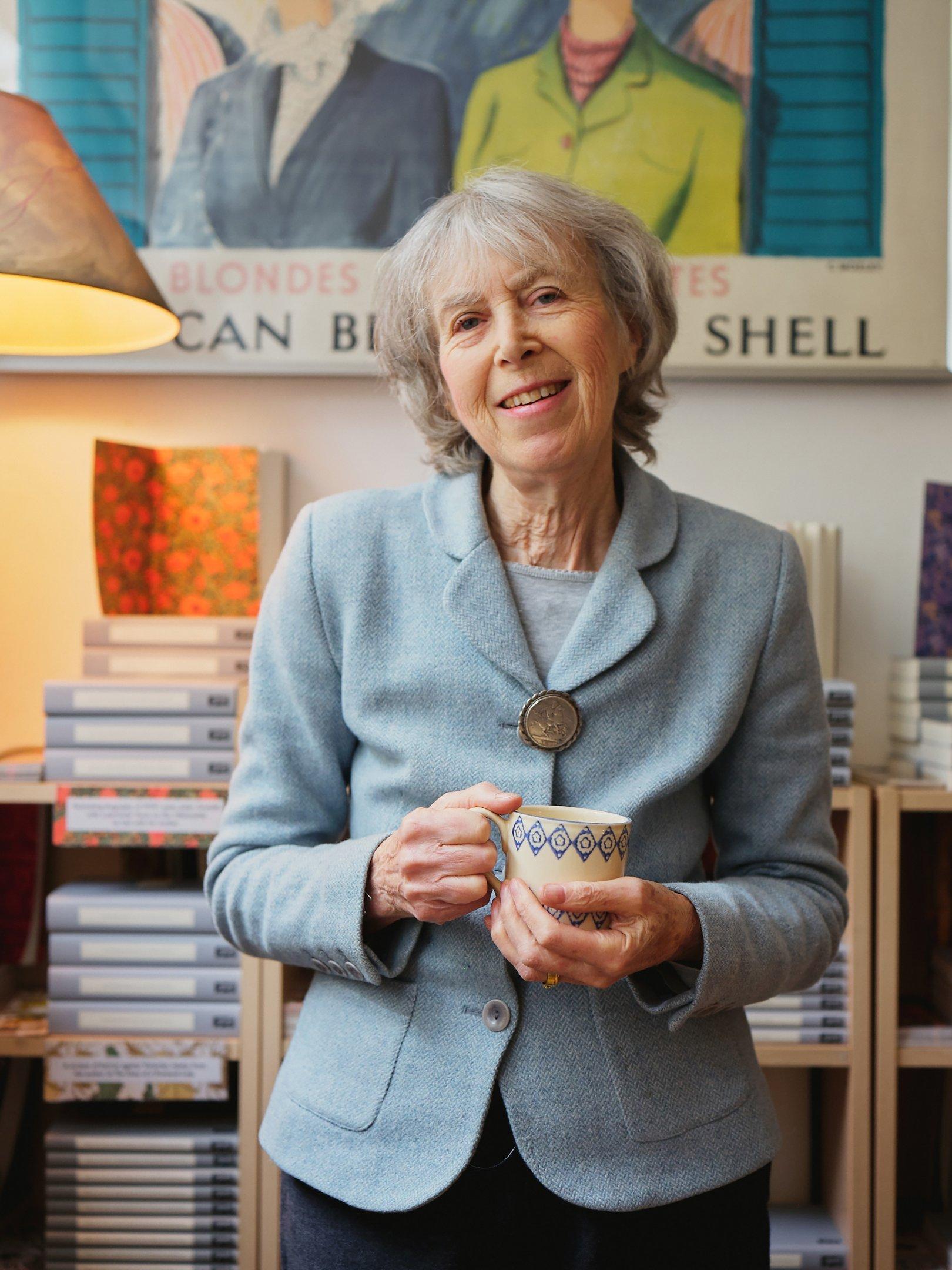 Nicola Beauman, fundadora da Persephone Books