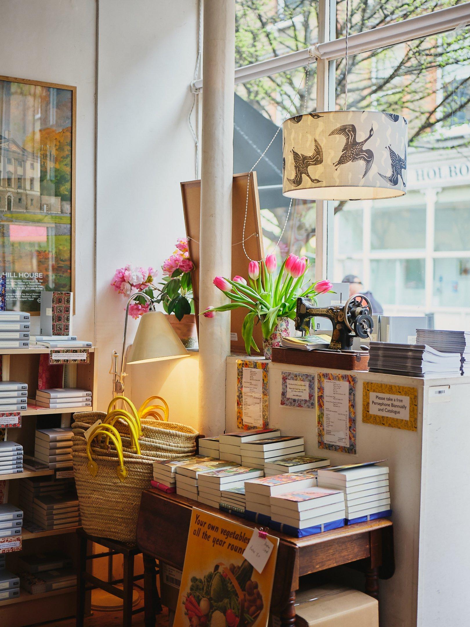Persephone Books, em Londres