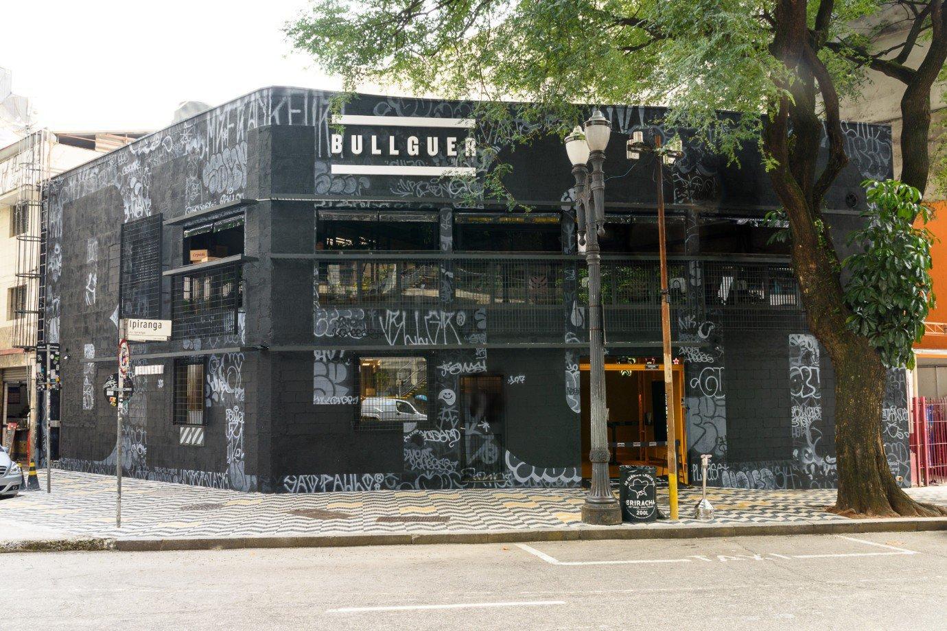 Unidade do Bullger no centro de São Paulo
