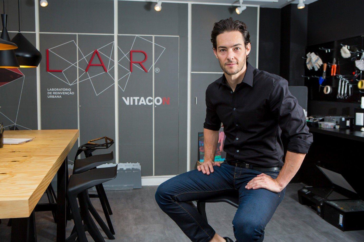 Alexandre Frankel, CEO da Housi e da Vitacon