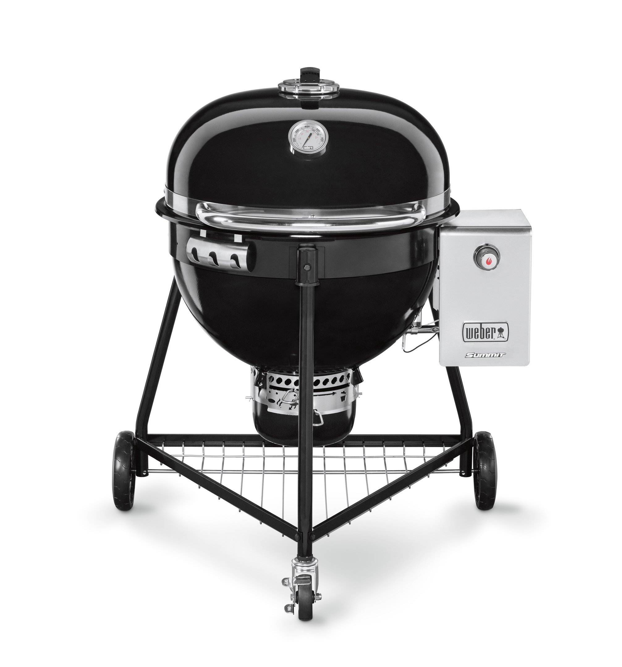 Weber Summit Charcoal LP Black