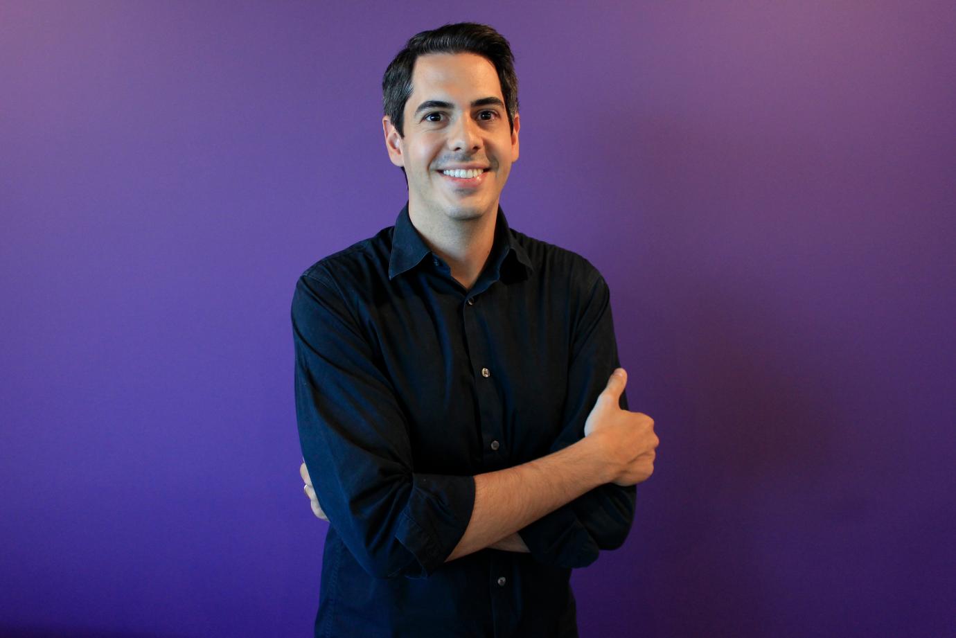 Kleber Piedade, fundador e CEO da Matchbox