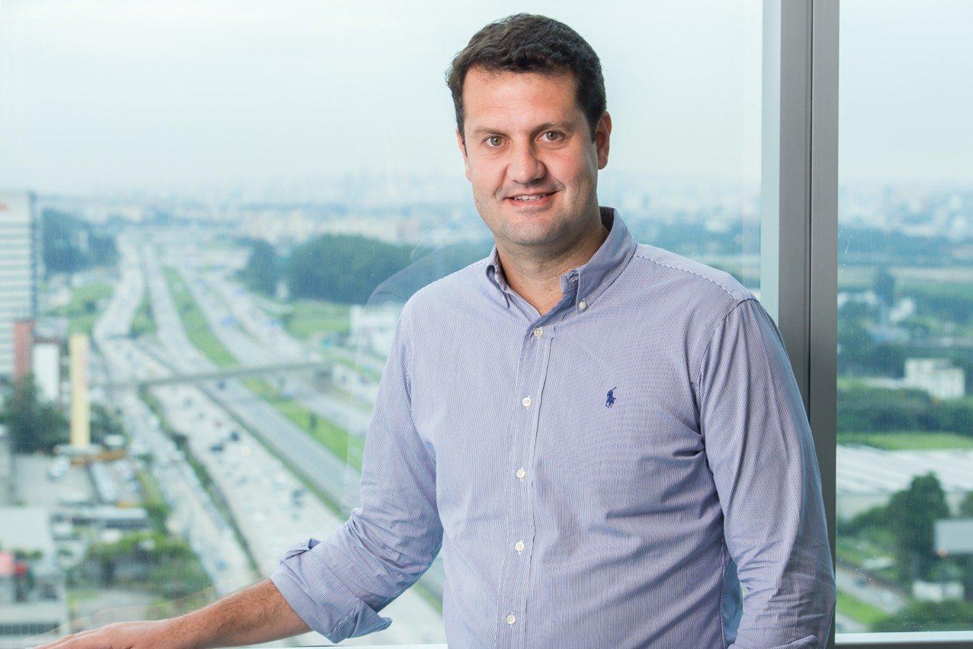 Marcelo França, CEO da Celcoin