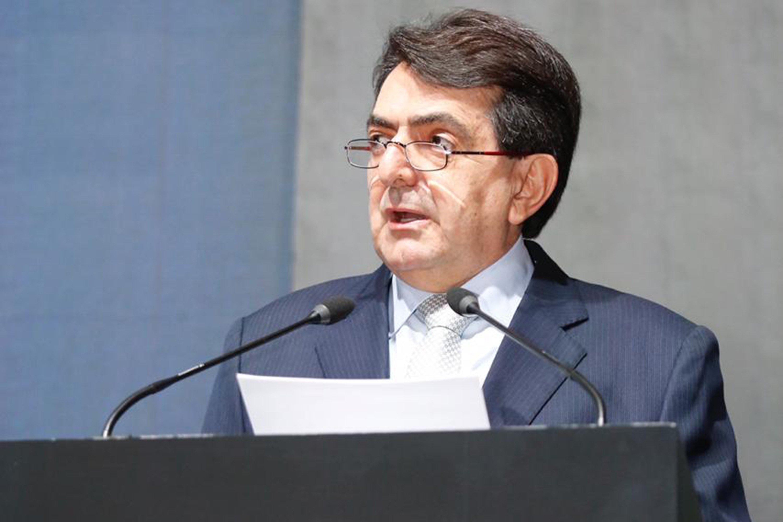 Paulo Afonso Ferreira, presidente em exercício da CNI, em evento sobre inovação realizado por VEJA e EXAME