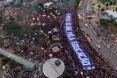 Protesto em São Paulo: estudantes vão às ruas contra cortes na Educação