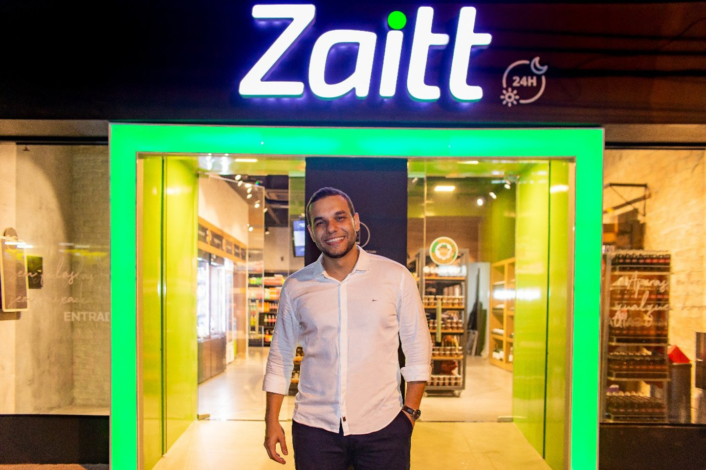Rodrigo Miranda, CEO do Zaitt