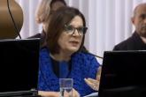Ministra Maria Elizabeth Guimarães Teixeira Rocha, do Superior Tribunal Militar (STM)
