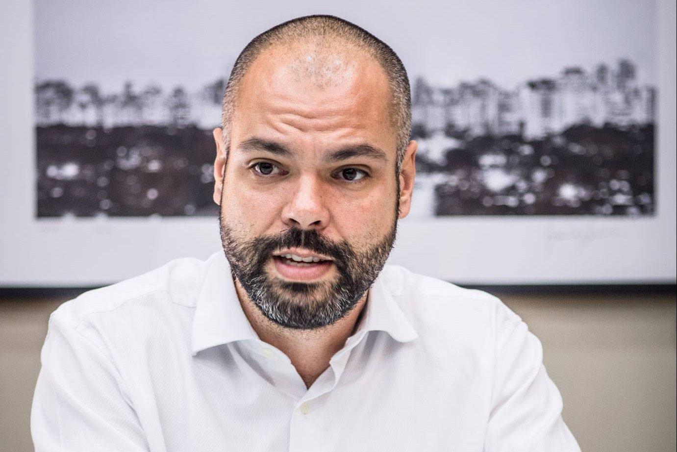Bruno Covas, prefeito de São Paulo