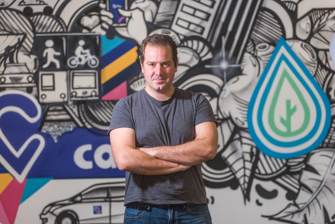 Pedro Meduna, gerente geral da Cabify no Brasil