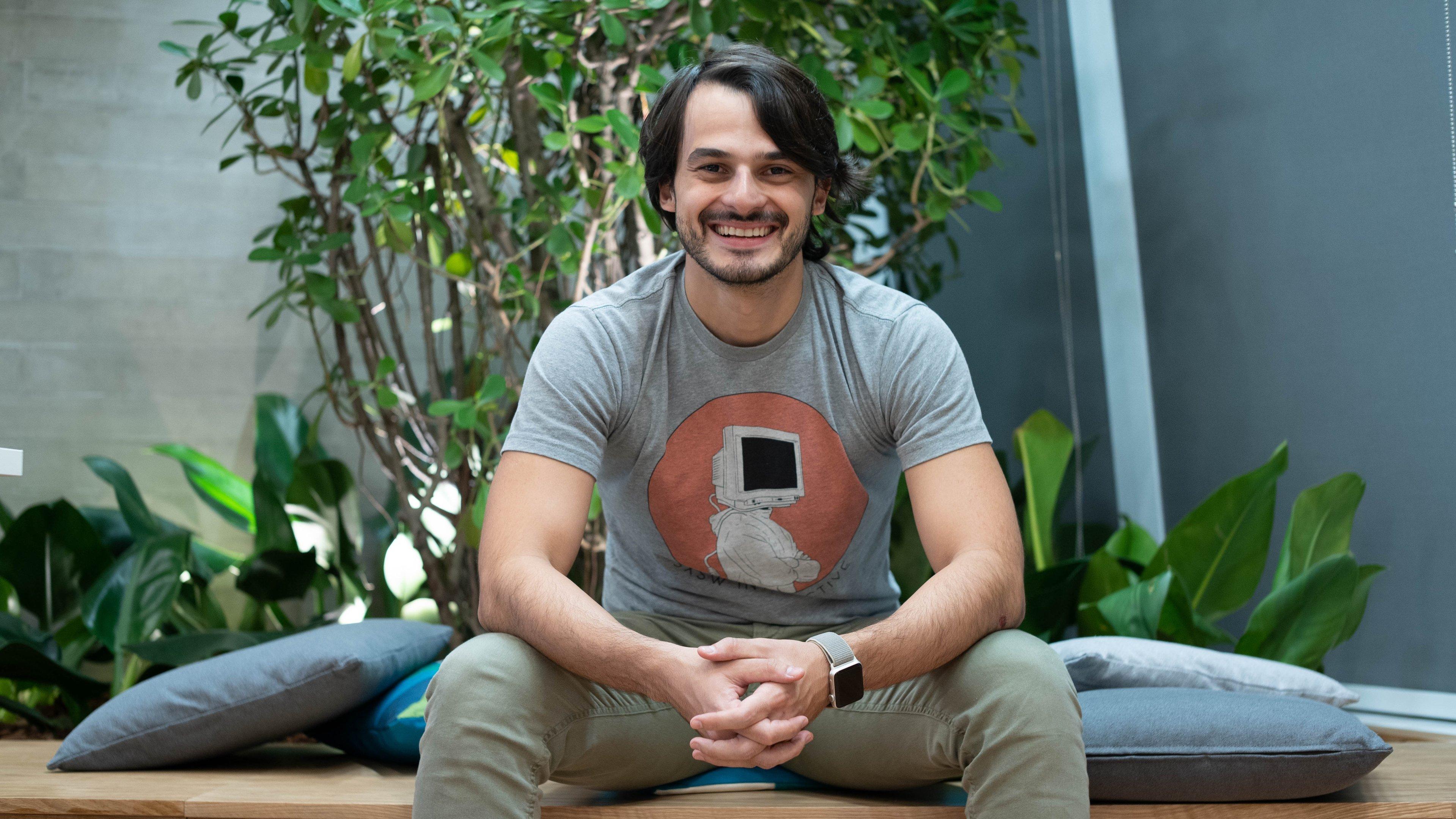 Murilo Gomes, CEO da Leadr