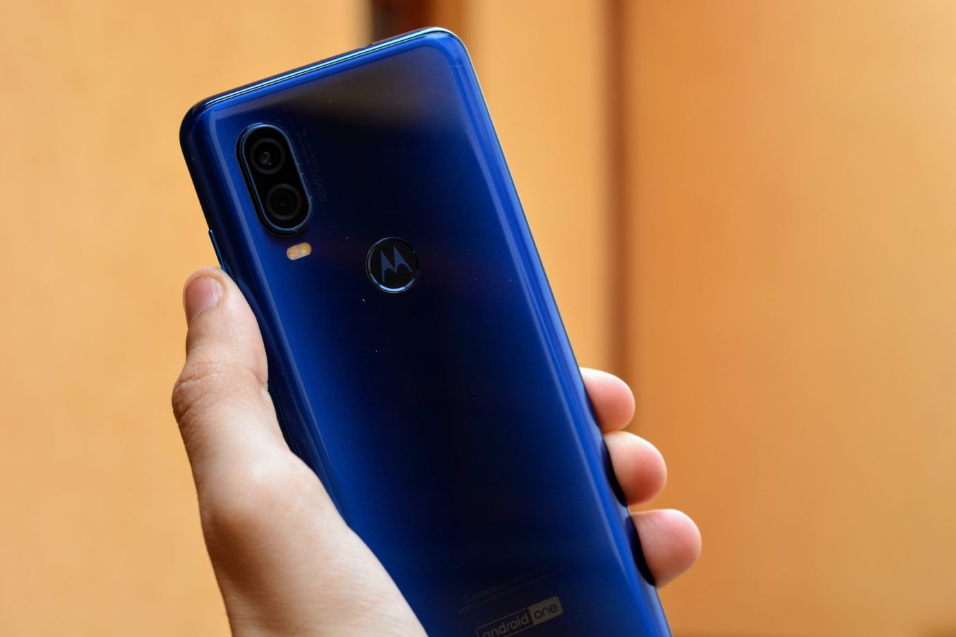 Smartphone Android Motorola One Vision