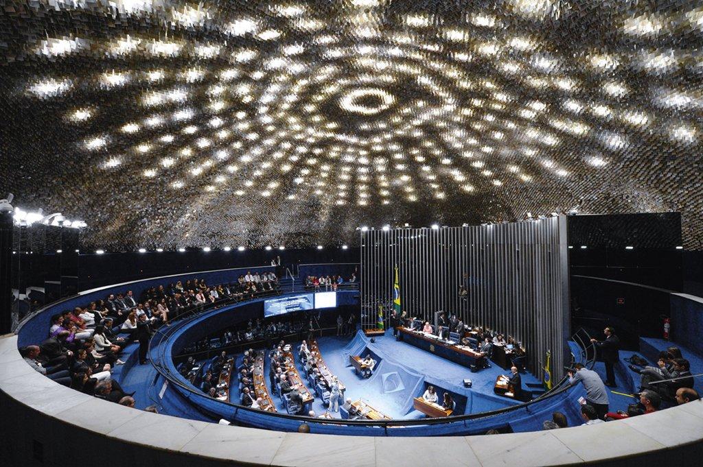 Congresso não vê espaço para terceira via em eleições de 2022, diz Necton